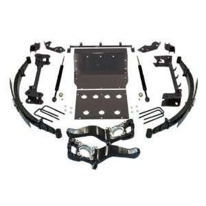 Skyjacker F4601STKS 6 Suspension Lift Kit with Rear Springs for 2004