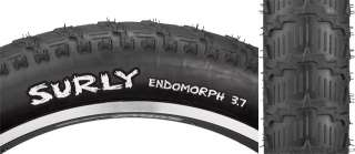 Surly Fat Bike/Pugsley Tire Package 27tpi Endomorph, Larry and Tubes