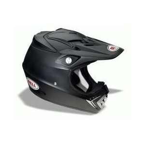 Bell Moto 8 Matte Black Motorcycle Helmet Sz M Sports