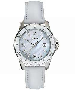 Wenger Womens Mother of Pearl Dial Sport Watch
