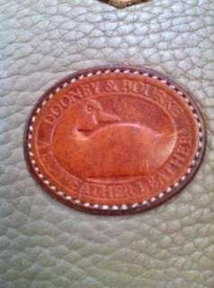 AWL brown pebbled leather handbag Medium size purse cross body