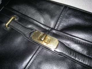 Coach BLACK Chelsea Ashlyn Leather 17816 NWT DUSTBAG included