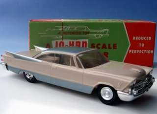 CUSTOM ROYAL Dealer Promo w. Friction Motor & RARE WINDOW BOX
