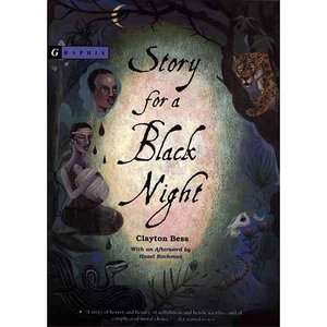 Story for a Black Night, Bess, Clayton Childrens Books