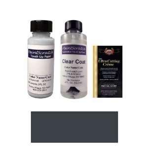 Oz. Midnight Gray Metallic Paint Bottle Kit for 2009 Hyundai Accent