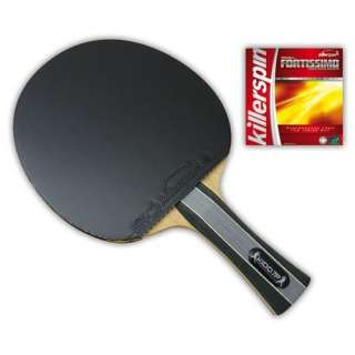 Killerspin RTG Kido 7P Premium Flared Table Tennis Paddle Game Room