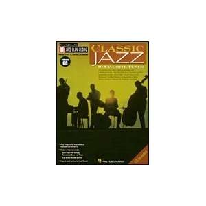 Jazz Play Along Book & CD Vol. 69   Classic Jazz Musical Instruments