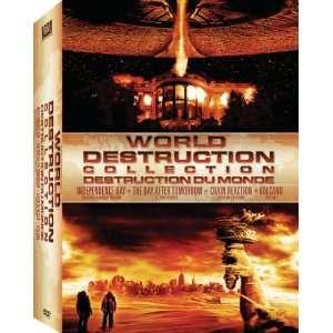 World Destruction Collection: Movies & TV