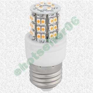 E27 48 SMD 1210 LED Light Lamp Bulb Warm White 220 240V
