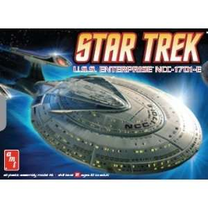 2500 Star Trek USS Enterprise NCC1701E (Snap Kit) (: Toys & Games