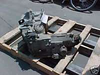 2001 Pontiac Grand Prix TRANSMISSION