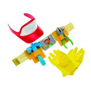 Fisher Price Handy Manny  Transforming Truck Playset