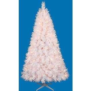 Christmas Tree with Clear Lights  Trim a Home Seasonal Christmas Trees