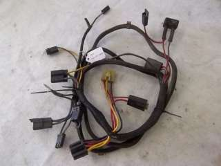 JOHN DEERE 160 MAIN WIRE HARNESS