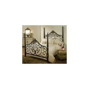 Hillsdale Parkwood Bed Se wih Side Rails   Queen Home