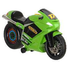 and Sounds Motorcycle   Green Sports Bike   Toys R Us