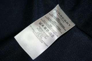 BLUE Sapphire NOVA CHECK RAIN Coat JACKET Lightweight NEW $499.