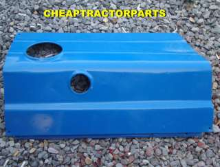 FORD TRACTOR LH ENGINE HOOD PANEL 3000 GAS 4000 7000