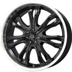 Liquid Metal Ice Series Gloss Black Wheel (20x9/6x139.7mm