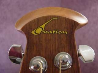 OVATION CELEBRITY CC 026 SPRUCE TOP ACOUSTIC ELECTRIC GUITAR NEAR MINT