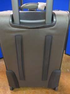 JAGUAR IN LINE WHEELED EXPANDABLE UPRIGHT CARRY ON LUGGAGE 20 GRAY
