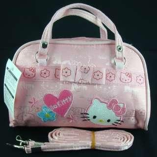 Hello Kitty mini shoulder handbag for children pink#895