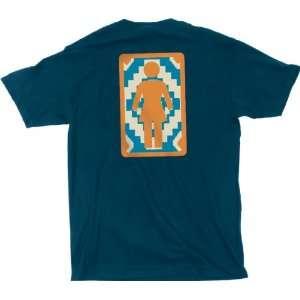 Girl T Shirt Navajo [Medium] Navy