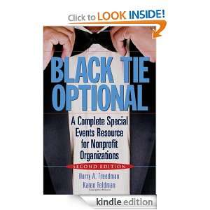 Special Events Resource for Nonprofit Organizations , Second Edition