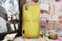 Premium Aluminum Metal Hard Case Skin Cover Pouch For LG Optimus Black