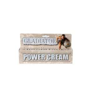 Gladiator Power Cream: Health & Personal Care
