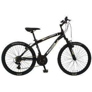 Mongoose Montana 24 in. Mountain Bike