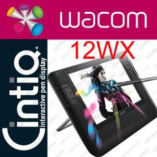 Wacom 15.6 Interactive Pen Display 16 Graphics Tablet DTU 1631A