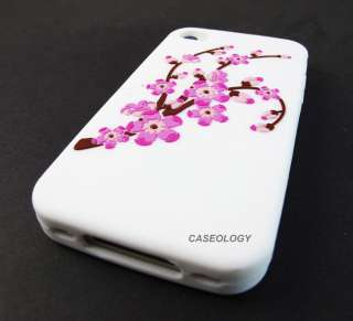SOFT RUBBER GEL SKIN CASE COVER APPLE IPHONE 4 4S ACCESSORY