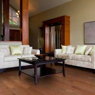 Smooth Engineered Hardwood Flooring Wood Floor