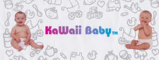 KaWaii Baby Cloth Diaper   One Size Fun Prints