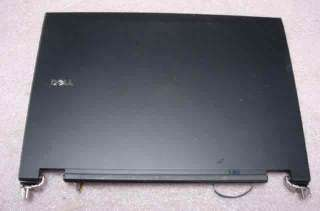 DELL LATITUDE E5400 LCD BACK COVER w/HINGES RM629 0RM629
