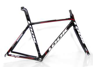 FULL CARBON FIBER ROAD BIKE FRAME SET RACE BICYCLE SMALL SM S