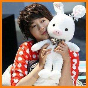 New Pig Rabbit Doll Soft Toy SBS Korean Drama Youre Beautiful