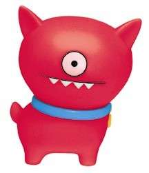 NEW Ugly Doll Action Figure Series 2   RED UGLY DOG