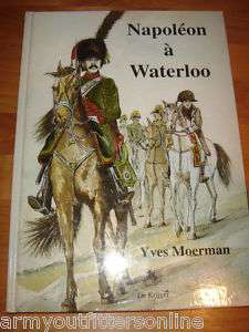 Napoleonic French Waterloo Reference Book
