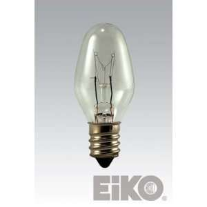EIKO 7C7/120V   7W 120V C 7 Candelabra Screw Base