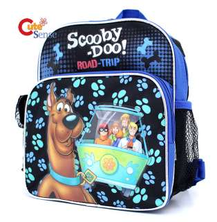 Scooby Doo School Backpack/Bag  10 Small  Road Trip