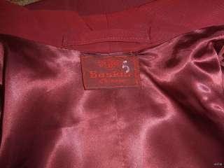 Vtg WWII 30s 40s Luxury Mans Liquid Satin Robe Smoking Jacket