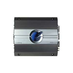Vortex Series MOSFET 100W x 4 Channel Power Amplifier: Car