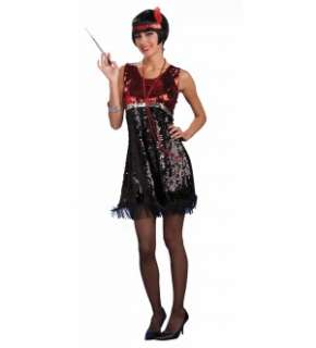 Razzle Roaring 20s Flapper Dress Costume Adult Std New