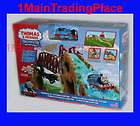 NEW Thomas Tank Engine & Friends Track master at Action Canyon Train