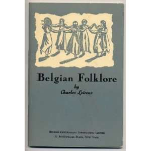 Belgian folklore (Art, life and science in Belgium, 1st