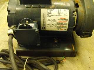 WELCH 1405 DUOSEAL VACUUM PUMP Rotary Vane Vacuum Pump