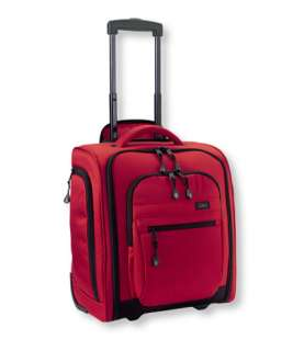 Carryall Rolling Underseat Bag Rolling Luggage   at L.L