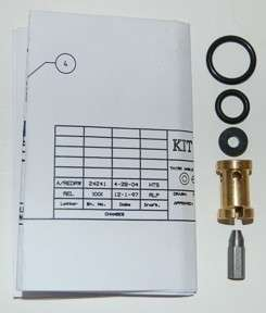 ECO AIR METER 7536 CHECK VALVE KIT